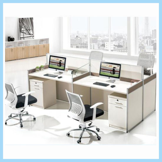 [Hot Item] Staples Office Furniture T Shaped 8 Person Office Desk