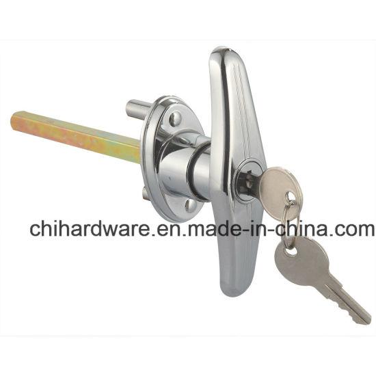 China Lock Of Garage Door Hardware Garage Door T Handle Lock