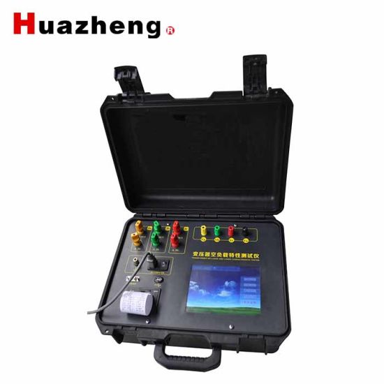 Transformer Free Load Test Equipment Load and No-Load Loss Tester