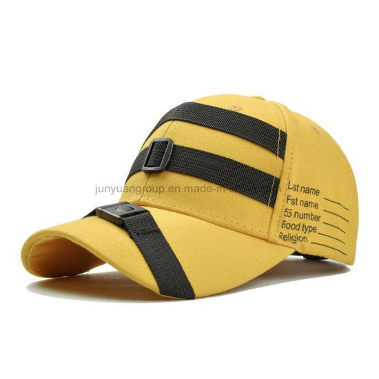 OEM Fashionable Street Style Dance Baseball Cap with Ribbon
