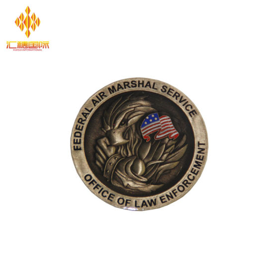 OEM Customized Factory Price 3D Metal Challenge Coin