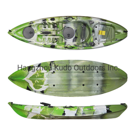 Sungo 280 Sit on Top Kayak with Kayak Hatch