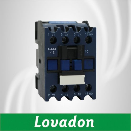 Cjx3-12 AC Electrical Contactor Magnetic Contactor