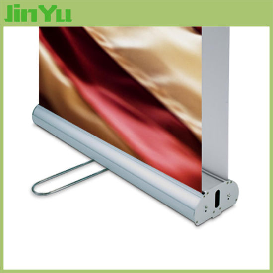 "39.5""X79"" Double-Sided Roll up Banner Stand pictures & photos"