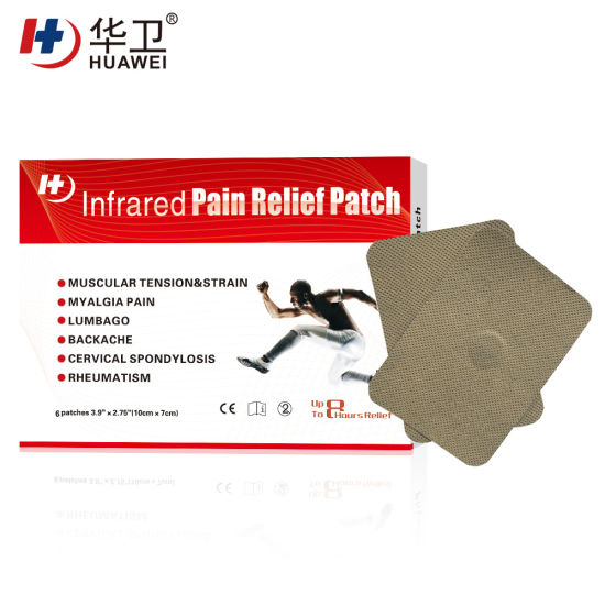 Magnet Pain Relief Patch Pain Relieving Infrared Pain Relief Patch
