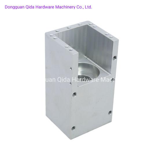 High Precision Aluminum Textile Machine Steady, Al6061 CNC Machined PartsCNC Machine Parts