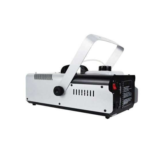 Hot Sale High Quality 1500W LED DMX Control Fog Machine for Mini Moving Head Manual
