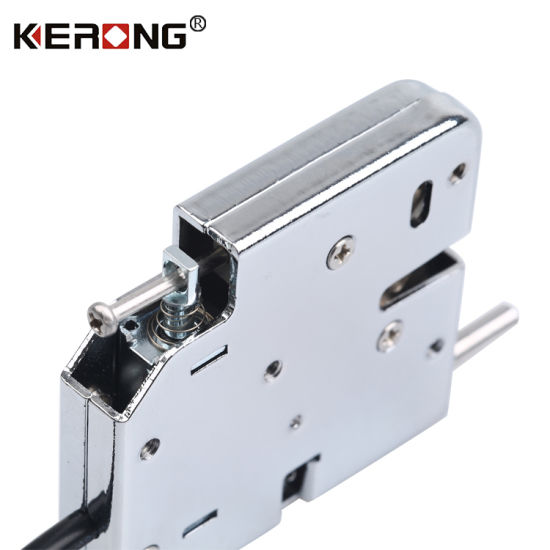 KERONG Metal Hidden Keyless Storage Magnetic Locks For Cabinets