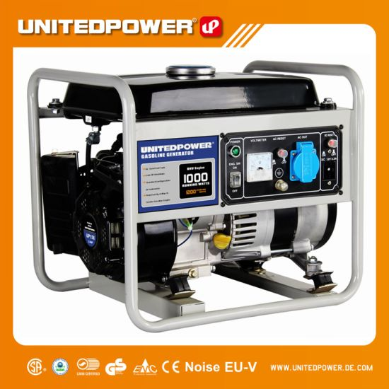 China Home Use 1 0 1 2kw Small Portable Gasoline Petrol Generator