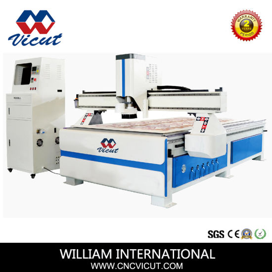 1325 Automatic Foam/Cardboard/PVC/Kt Board/Acrylic CNC Contour Cutting Machine pictures & photos