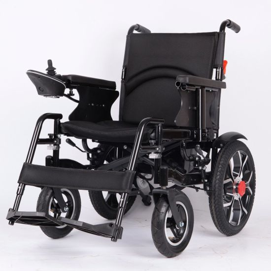 Hospital Handicapped Used Electric Wheelchair pictures & photos