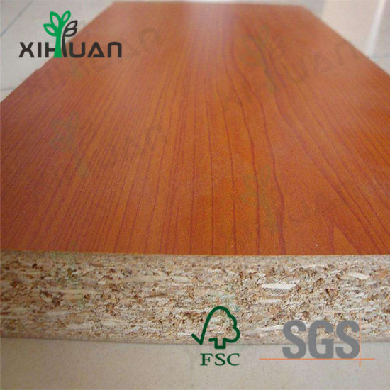 High Quality Melamine Chipboard for Indoor Furniture pictures & photos
