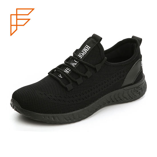 Topsion China Athletic Mesh Fashion Cheap Sport Men Running Shoes
