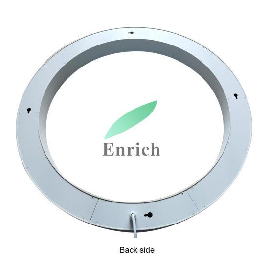 0 6~5m Circular LED Pendant Light with Aluminum Profile