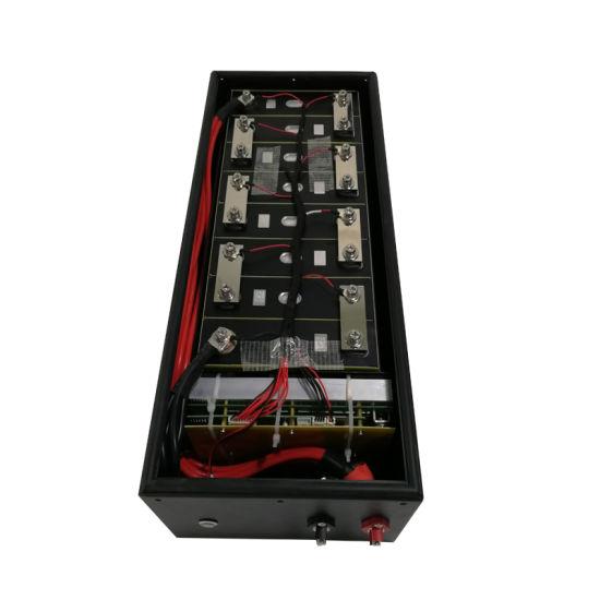 12V 24V 48V Lipo Lithium Battery Pack 100ah 200ah 300ah Solar Storage Battery Deep Cycle