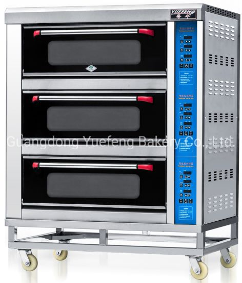 Hotel Commercial Bakery Equipment of Electric Oven