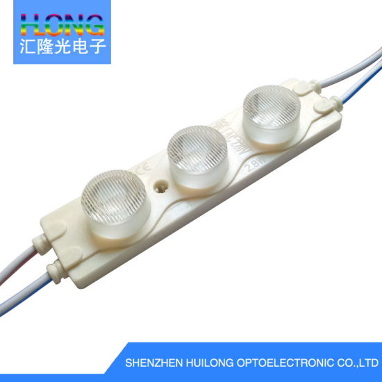 AC 200V 110V LED Light Sign Box Module CE &RoHS UL AC110/220V 3W SMD 3030 Injection LED Module Backlight Module Advertising Light Box Module
