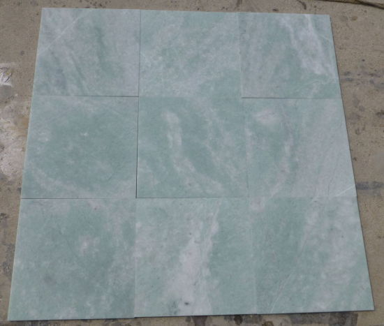 Construction Material Verde Jade Green Marble Slabs/Tiles for Indoor Decoration pictures & photos