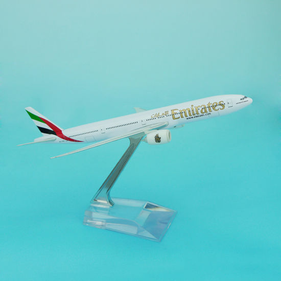 Emirates B777-300 Metal Aeroplane Model pictures & photos