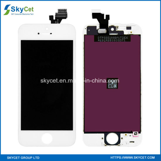 Phone 5 LCD for iPhone 5 Mobile Phone LCD Display pictures & photos