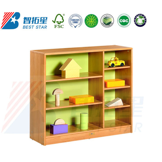 China High Quality School Furniture Children Display Cabinet