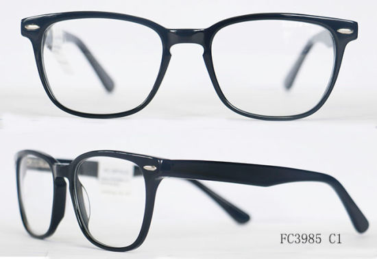 Fashion Model Good Quality Acetate Optical Frame pictures & photos
