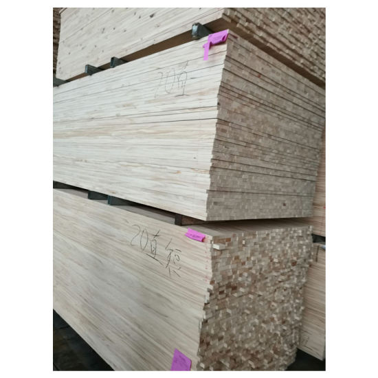 High Quality Pine Finger Joint Board for Construction From Luli Group pictures & photos