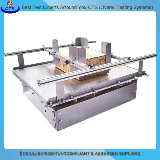 Transportation Vibration Simulation Test Packaging Box Vibration Test Machine (EN71)