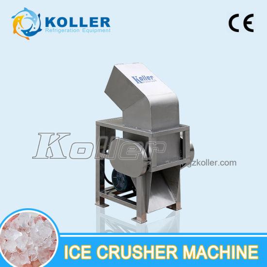 Industrial Hard Ice Block Crusher Maker