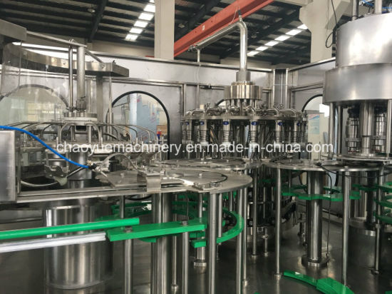 Good Quality Automatic Hot Tea Filling Machine with Ce pictures & photos