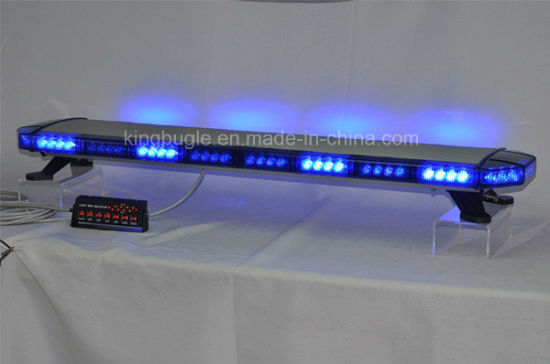 China 47 blue led emergency light bar tbd20626 16a6g china 47 blue led emergency light bar tbd20626 16a6g aloadofball Image collections