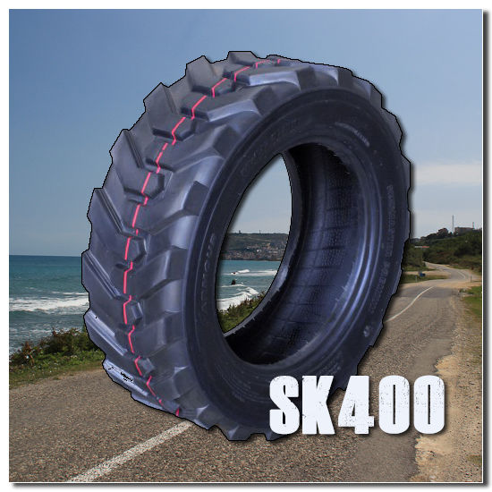 Solid Industry Forklift Tyre with Good Discount/10-16.5 12-16.5 RG600 pictures & photos