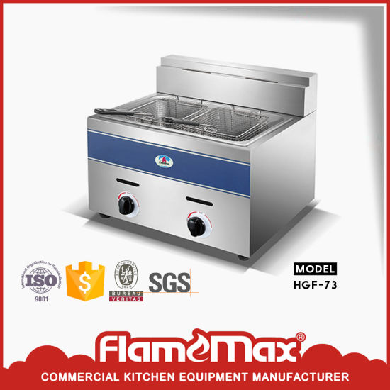 Ce Approval Manufacturer Selling Electric Fryer with Tap pictures & photos