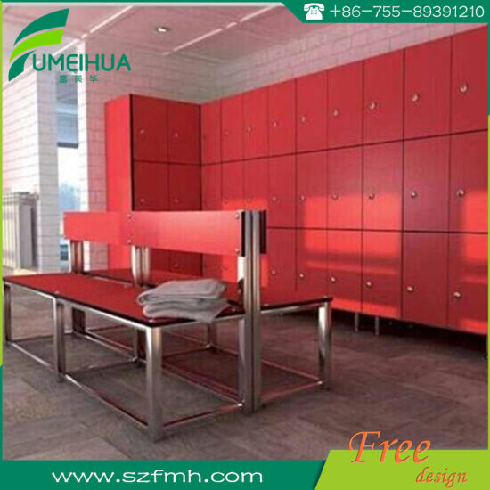 Super Quality New Arrival HPL Stadium Lockers pictures & photos