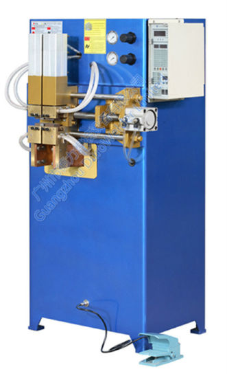 Copper Tube Butt Welding Machine pictures & photos