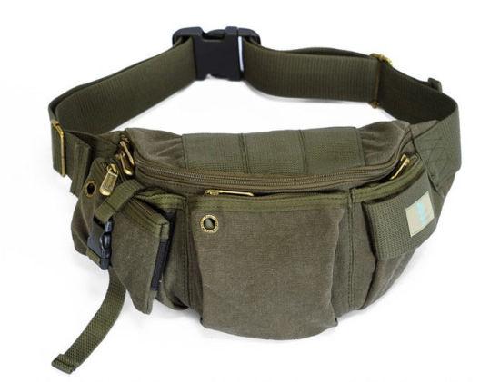 China OEM Waist Bag Canvas Belt Bag Fanny Pack - China Fanny Pack ...