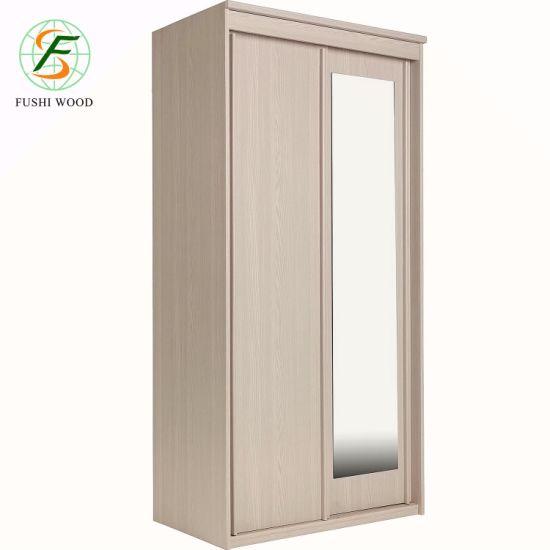 Bedroom Furniture Slider Large Double Wardrobe With 2 Sliding Doorirror Pictures Photos