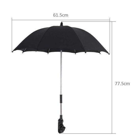Wheelchair Pushchair Baby Stroller Parasol Rain Sun Canopy Pram Stroller Umbrella  sc 1 st  XIAMEN VIVENRI IMP. u0026 EXP. CO. LTD. & China Wheelchair Pushchair Baby Stroller Parasol Rain Sun Canopy ...