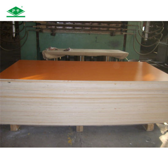 Wholesale Price Film Faced Shuttering Board Plywood for Concrete Formwork pictures & photos