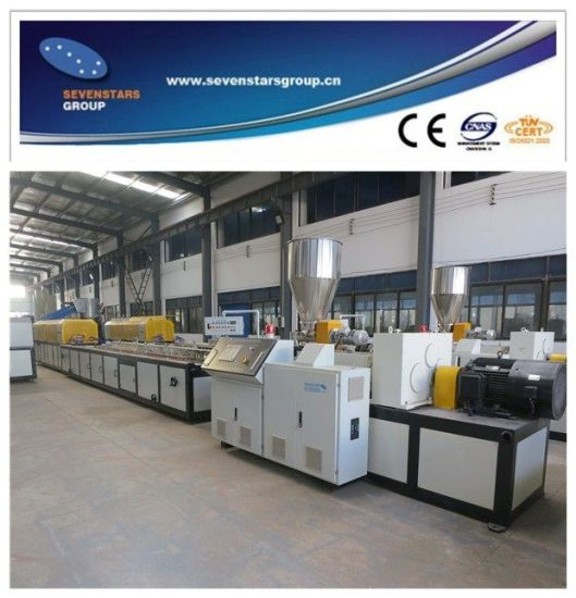 PVC Window and Door Profile Production Line From Best Supplier