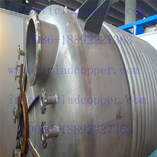 Titanium Tube Shell Heat Exchanger Suppiler pictures & photos