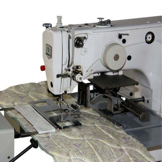 Decorative Mattress Handle Sewing Machine (CLF3) pictures & photos