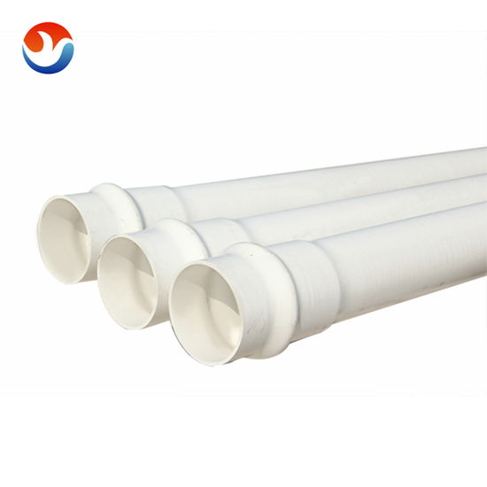 High Pressure SDR17 PVC-U Water Supply Pipe with Factory Price