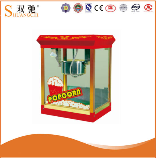 Sc-P03 High Quality Commercial Luxury Popcorn Machine pictures & photos