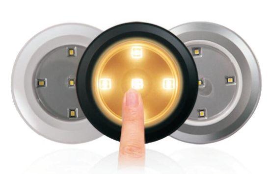 Decor Ring Smart Home LED Wireless Puck Light