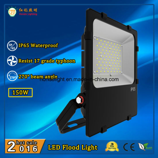 Best Selling LED Flood Lamp 150W with IP65 Waterproof for Outdoor Use pictures & photos