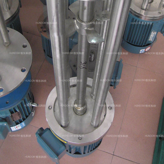 Single Emulsifying Mixer High Shear Homogenizer pictures & photos