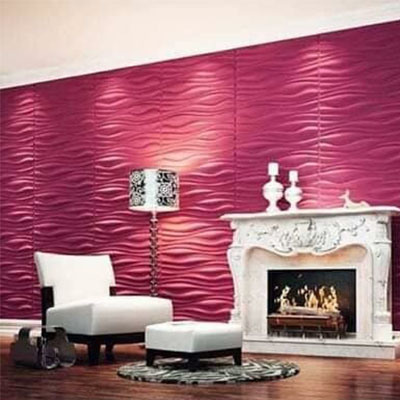 3D Art Wall Panels Give Your Home Renovation a New Look pictures & photos