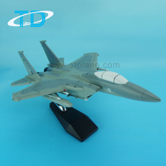 F-15 Resin Military Aircraft Display Model pictures & photos