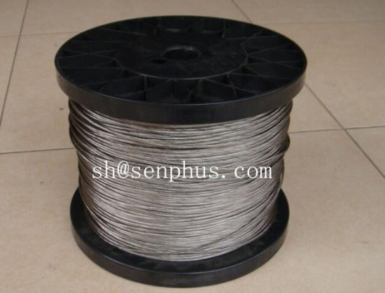 Stranded Nichrome Wire Nichrome Wire 8020 Stranded Wire 2017 pictures & photos